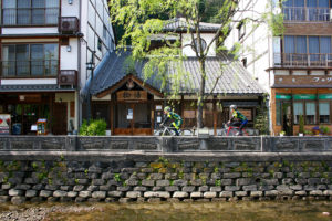 """Kinosaki Onsen"" is added to the special area! Bicycle × hot spring × attention to charisma!"