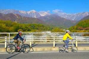 白馬山麓(長野県)