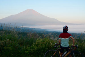 """Fuji"" is added to the special area! Mt. Fuji Ride and Fuji Five Lake Tour Ride Route as well."
