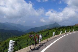 CWJ-SHINETSU04 Yudanaka from Shibagawa Hill Climb