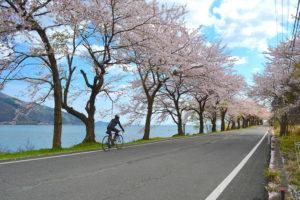 CWJ-LAKE BIWA01 Beihai Lake One round Biwichi route (Laforet Lake Biwa Departure arrival)