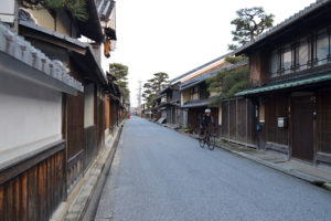CWJ-LAKE BIWA03 Omihachiman Walking (Biwichi Road Route)