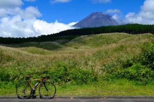 CWJ富士山01 富士山一周100kmライド