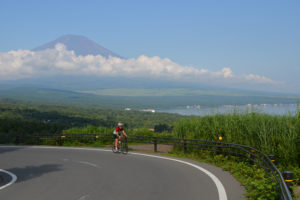 CWJ富士山02 パノラマ台&富士五湖周遊ライド