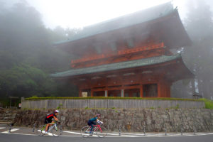 CWJ-WAKAYAMA02 Koyasan & Arida River: Ride through the holy mountain and river