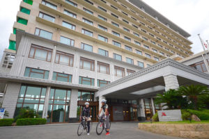 南紀熊野ジオパークをめぐる自転車旅~南紀白浜マリオットホテル